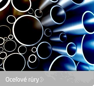 ocelove rury